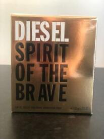 BRAND NEW - Diesel - 'Spirit of the Brave' Eau de Toilette