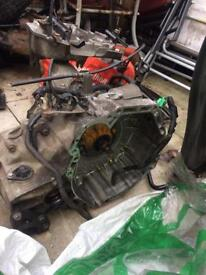 Nissan Micra automatic gearbox