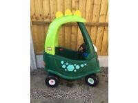 Little Tikes Cosy Coupe Dino Car