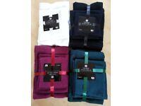 Microfibre Towels pack of 6 towels