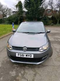 Volkswagen polo 1.2 only 49955 miles very clean and drive perfect with no fault