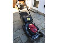 Honda Hrh536 pro roller lawnmower