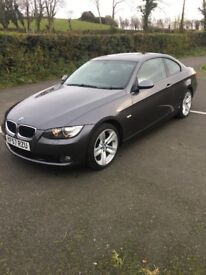 BMW 320d coupe (530d) sport
