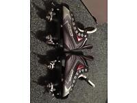 Bauer vapor boots