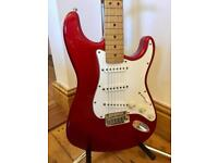 Fender 1997 American 'Roadhouse' Standard Stratocaster - Candy Apple Red - Courier Delivery