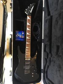 Jackson DK2S rare guitar with sustainer