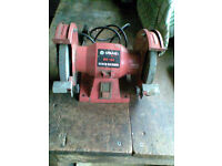 SMALL BENCH GRINDER.OSAKI BG150.