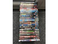 Dvds all £1 each