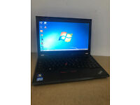 Lenovo ThinkPad X230- IPS- Core i5 3320 2.6Ghz-8GB RAM- 128GB SSD win 7 64 bit antivirus and office