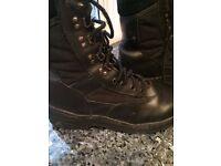 Mil Com Patrol Boots