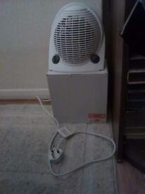 New Fan Heater - £10