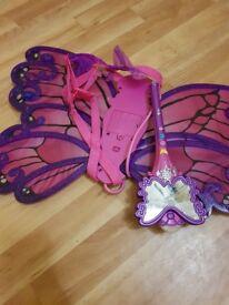 Mariposa wings