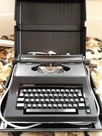 SILVER REED Electric Typewriter