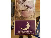 The BabaSling Classic Baby Carrier Brand New in Box