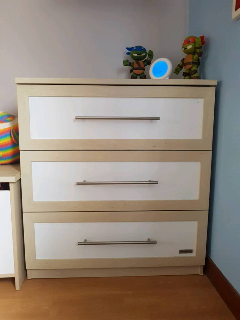 Mamas & Papas Murano Drawers Chest and Changing