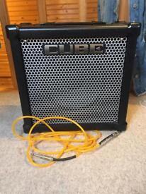 Cube Amplifier