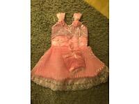 Pink fancy dress