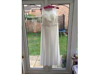 Emily Fox wedding dress