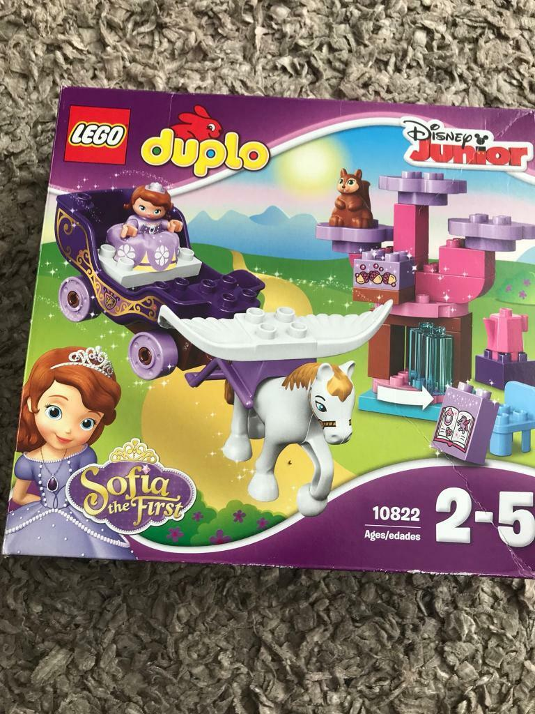 sofia the 1st Lego Duplo