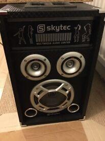 DJ or events speakers ( pair )