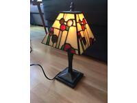Small Art deco style lamp