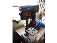 5 speed 240 volt pillar drill