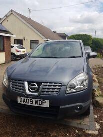 Nissan Qashqai Acenta Good condition, 12 month MOT, FSH, great family car