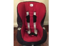 Britax Eclipse Chili Pepper Group 1 Car Seat