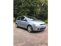 Ford Fiesta Zetec, Full Service History, low mileage, perfect first car