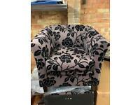 Arm chair x 2