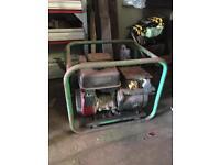 Spares or repair generator