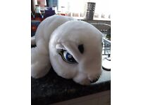 Interactive seal pup