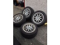 BMW Wheels 16 inch May Swap for laptop/tablet/iphone/road bike/cash/car/motorcycle