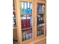 Bookcase/ cd storage unit