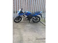 Cbr 125 for sale or swap for small car
