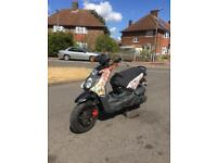 Yamaha bws 125 spares or repairs