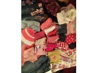 Girls Bundle Age 2 -3