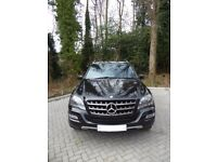 Mercedes Benz M Class For Sale - Fully Working FSH Black