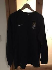 MCFC jumpers and jackets