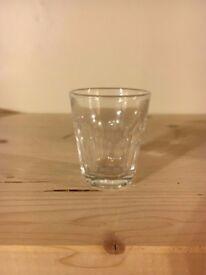 CLEARANCE! set of 6 shot glasses