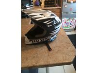 Wulf motorcross helmet medium
