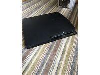PlayStation 3 Slim 120GB + Games
