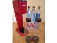 Sodastream machine