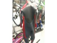 Childs Wet suit