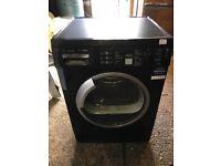 Bosch WTE863B2GB 7kg Condenser Tumble Dryer in Black #3632