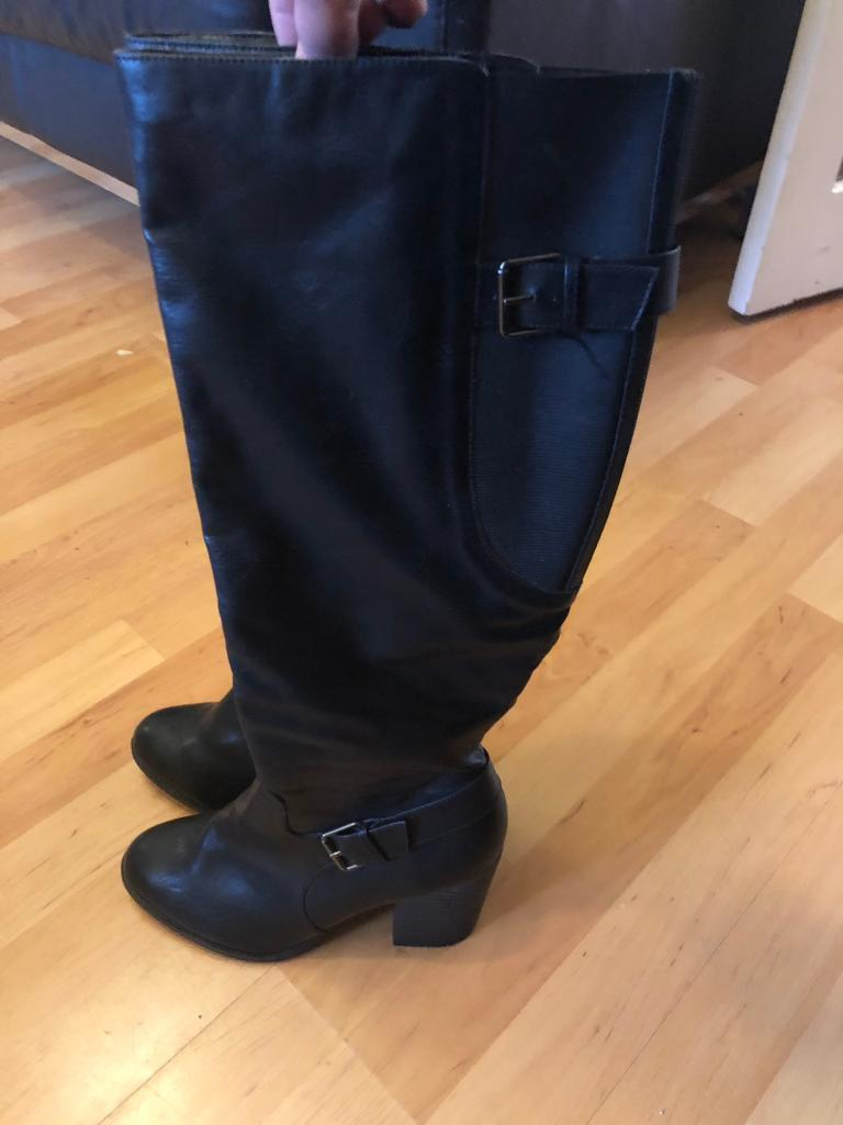 value for money uk availability many choices of New look knee high boots | in Bishop Auckland, County Durham | Gumtree