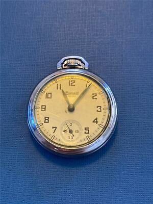 Ingersoll Pocket Watch Yankee Non Working