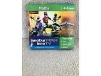 Innotab max. Power rangers maths game