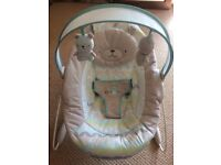 Ingenuity baby rocker, excellent condition as hardly used. £25