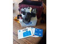 Film Camera - X-300 Minolta